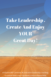 Creating Your Great Day